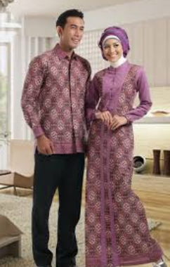 baju muslim couple modern terbaru
