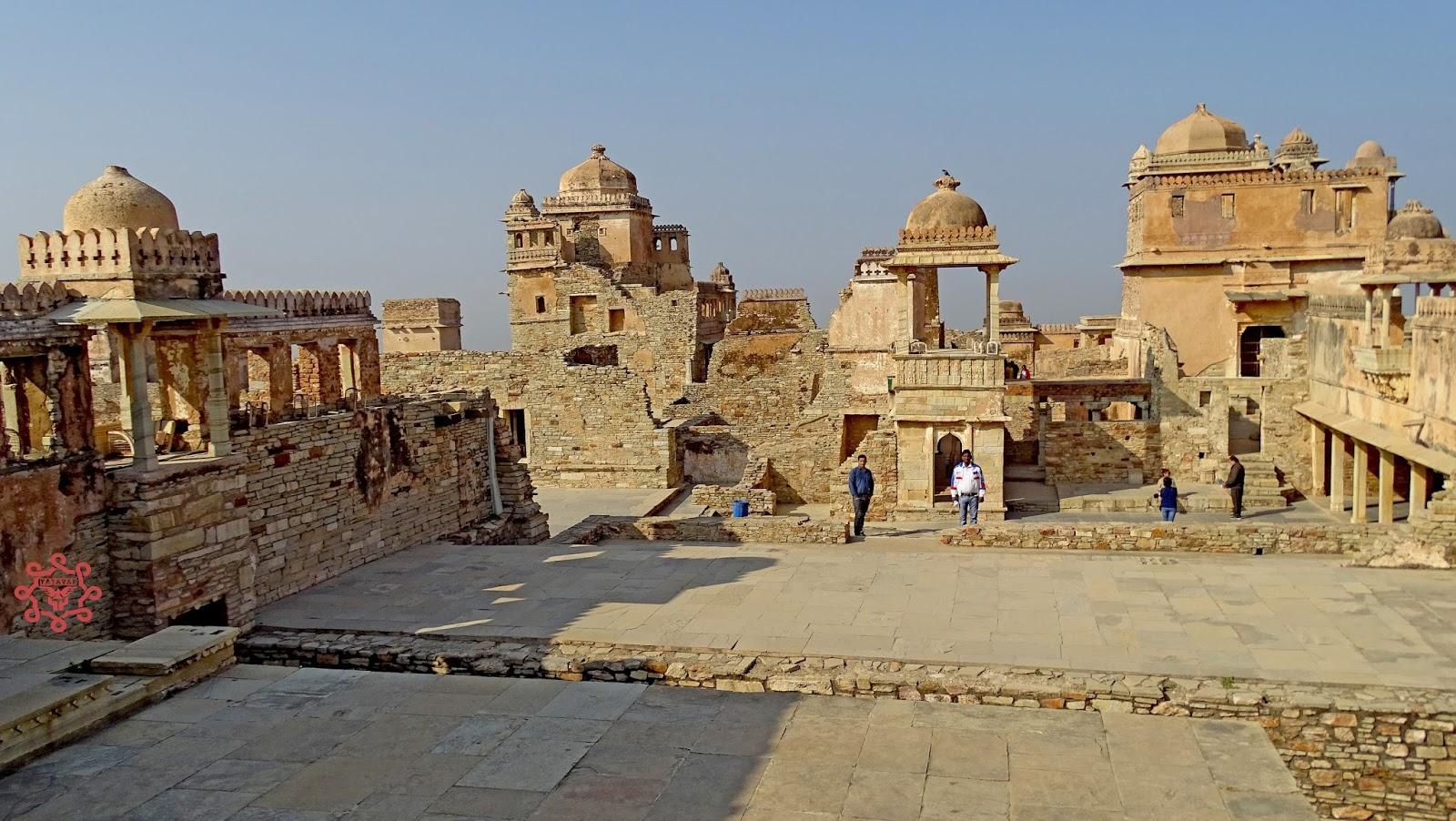 Kumbha Palace Chittogarh