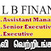 Vacancies in LB Finance PLC