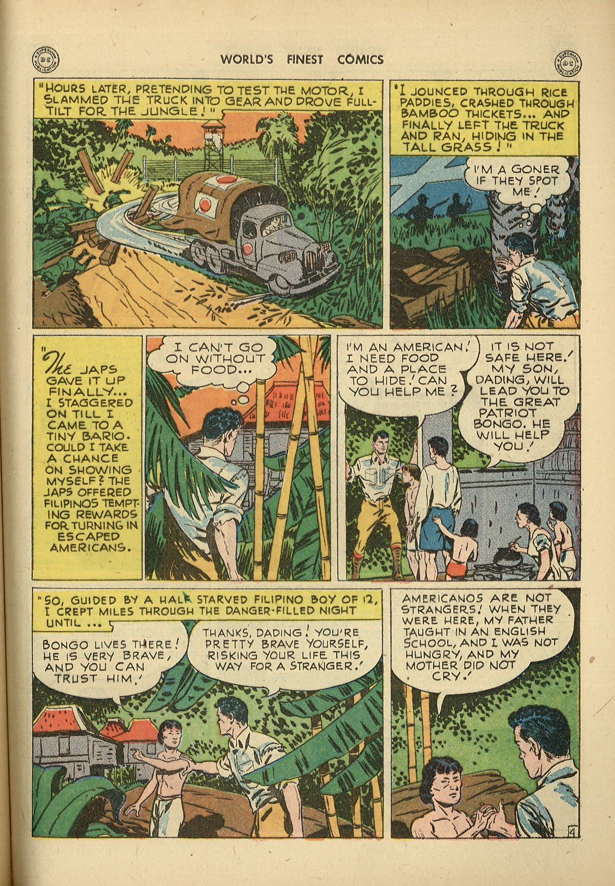 Read online World's Finest Comics comic -  Issue #26 - 43