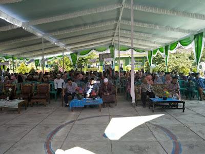 Reuni Akbar dan Halal Bihalal SMP N 1 Labuhan Ratu (SMP N 2 Way Jepara)