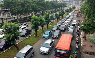 10 Kota Termacet di Indonesia, Jakarta Jelas nomor 1