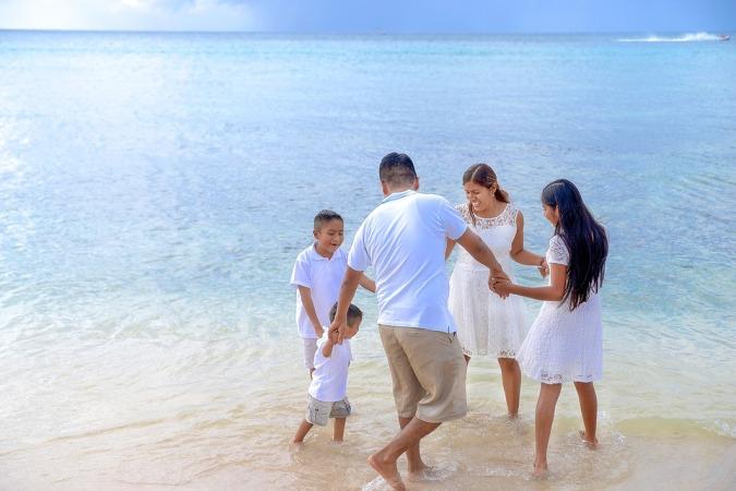 Familias numerosas: Consejos para ahorrar en tus vacaciones