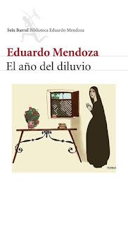 """""""El año del diluvio"""" - Eduardo Mendoza"""