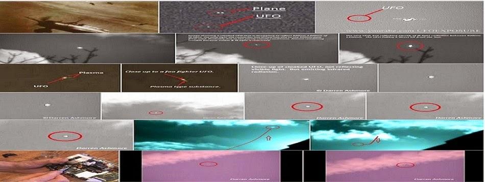 Exposing The Reality Of UFOs: Full Spectrum Nikon Coolpix P900