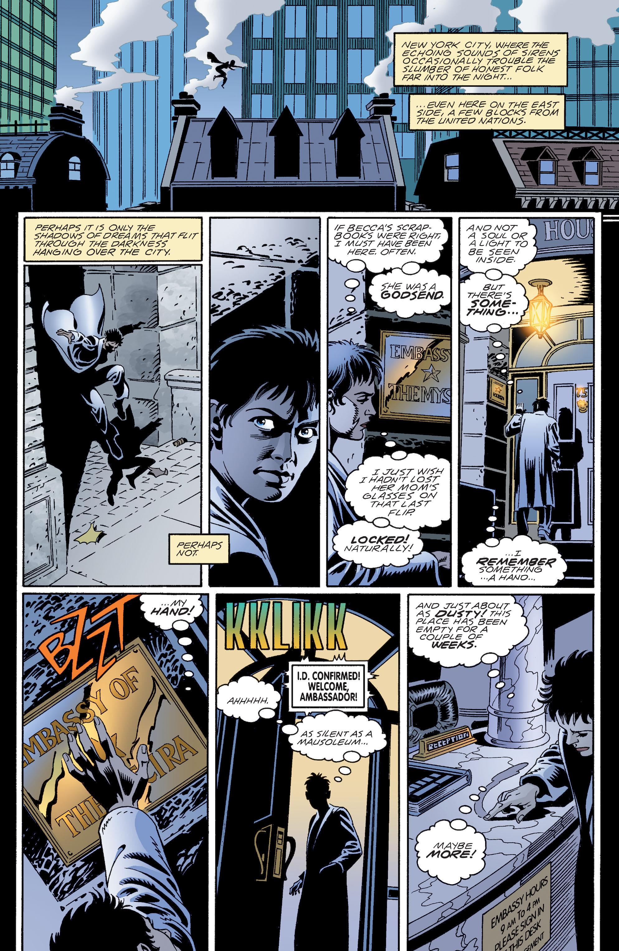 Read online Wonder Woman (1987) comic -  Issue #191 - 10