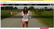 "ME ON HYPEED.COM ""4th Of July"""
