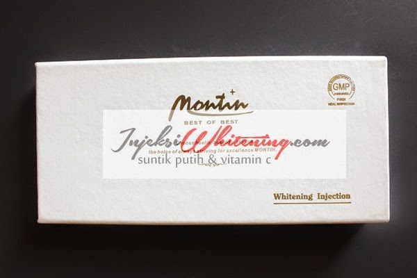 Montin Whitening Injection, montin whitening, montin injeksi