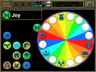 Opposite Emotions Game Screenshot