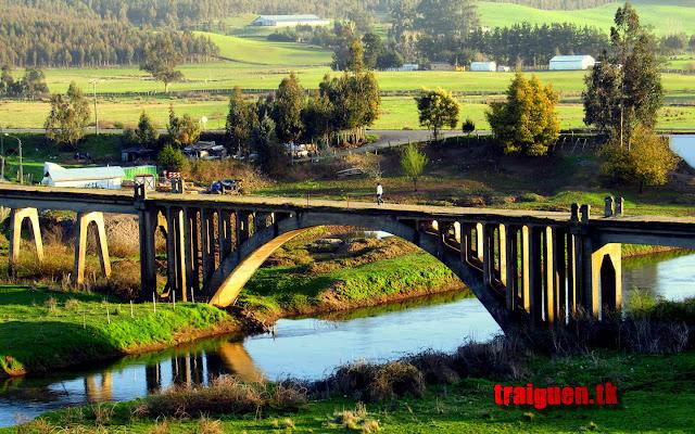 Puente Traiguén
