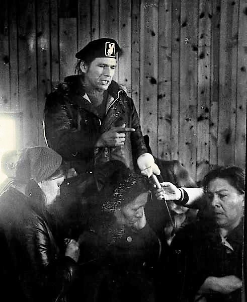 Wounded Knee Standoff 1973