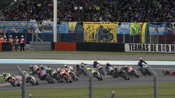Balapan MotoGP 2017 ke-17 bakal digulir di Sirkuit Phillip Island