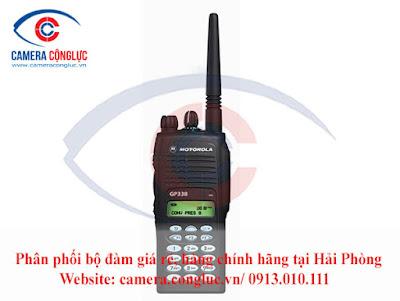 Bộ đàm Motorola GP 338