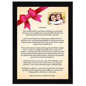 Anneye özel mektup