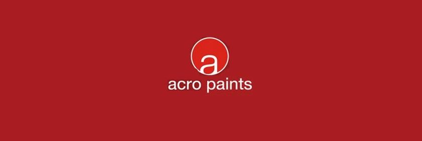 acro paint logo