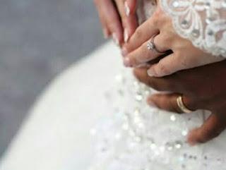 Menjelang pernikahan
