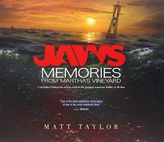 Jaws: Memories from Martha's Vineyard by Matt Taylor