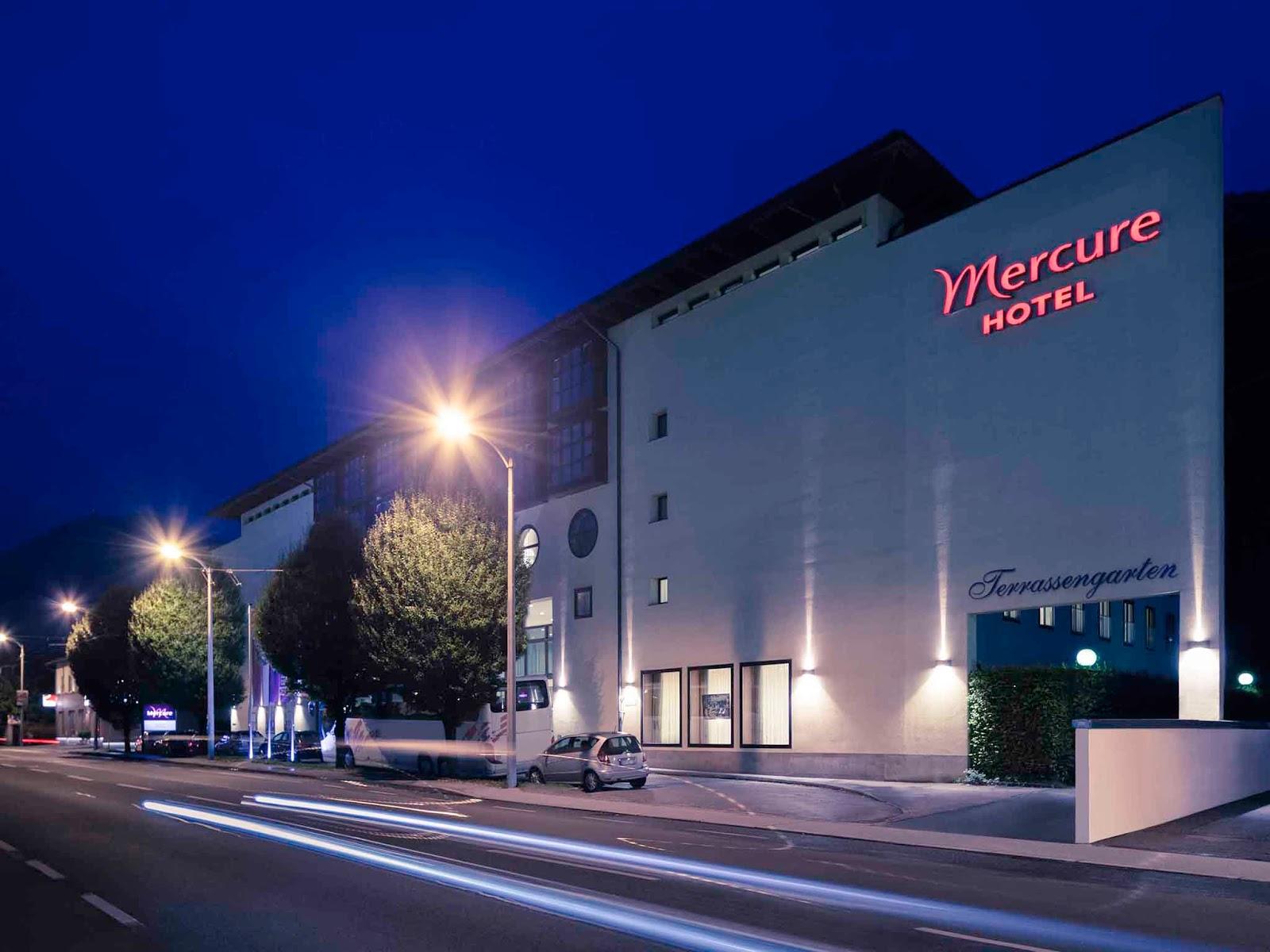 Hotel Jobs List And Career To Mercure Salzburg City Austria