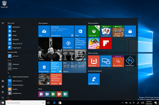 Download Windows 10 Update Redstone 4 Build 17133.1 x64 x86 bit Final Terbaru Gratis
