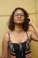 Actress Aditi Myakal Looks gorgeous in Sleeveless Deep Neck Top at Ami Tumi success meet ~  Exclusive 137.JPG