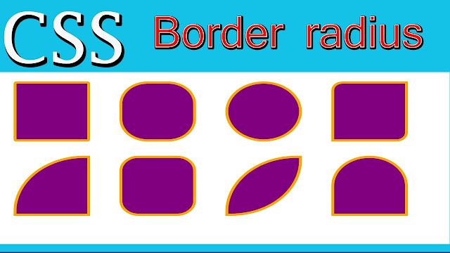 CSS3 Tutorial - border-radius