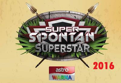 Super Spontan Superstar 2016 Astro