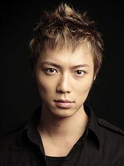 Biodata Narimiya Hiroki pemeran Katsumura Hideo