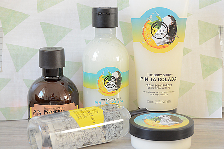 Pinita Colada The Body Shop
