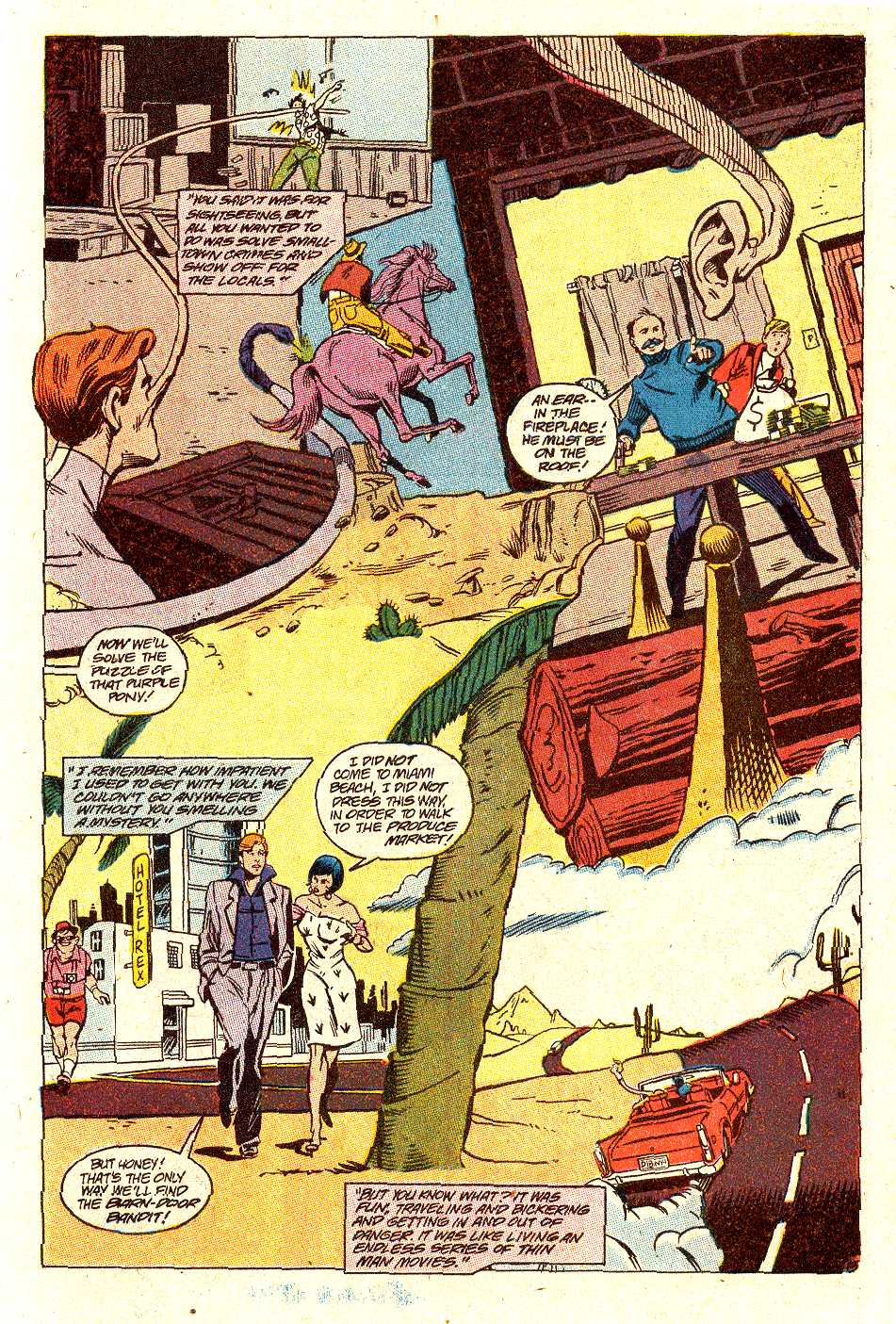 Read online Secret Origins (1986) comic -  Issue #30 - 15