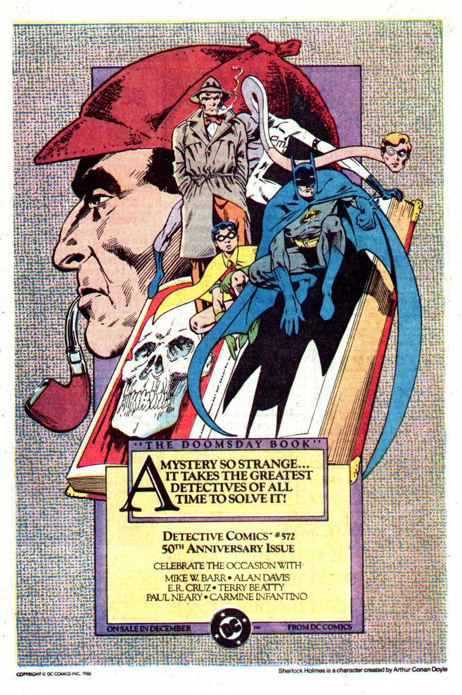 Read online Secret Origins (1986) comic -  Issue #12 - 34