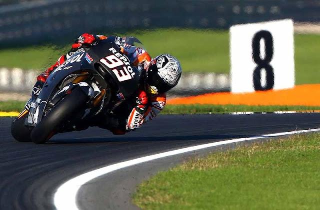 berita motogp Tidak puas, Marquez minta Honda revisi motor barunya