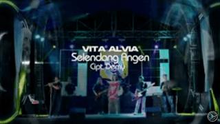 Lirik Lagu Vita Alvia - Selendang Angenan
