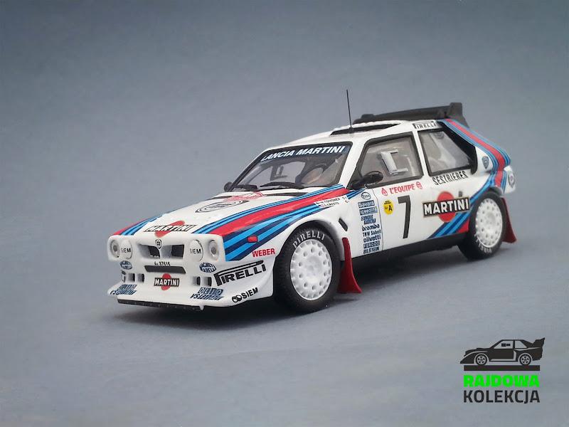 IXO RCC Lancia Delta S4, Winner Rallye-Monte Carlo 1986