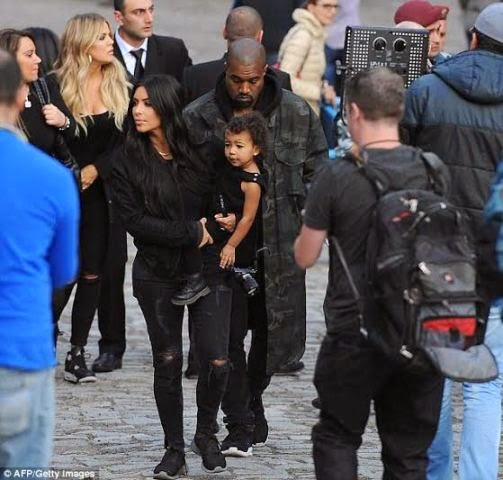 Armenia sightseeing in Kotayk of Kim, Khloe,Kanye,North and the Kardashian