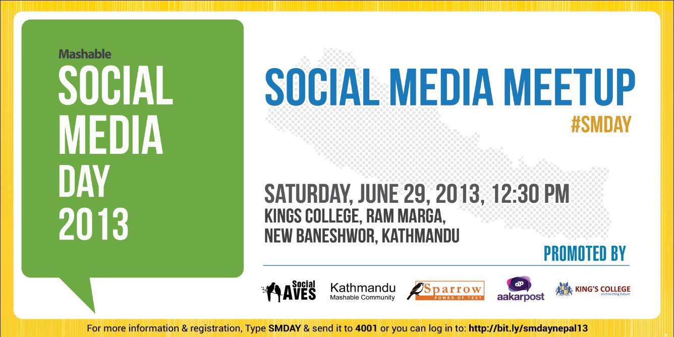 Social Media Day Nepal