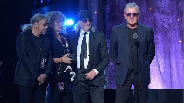 Deep Purple en Rocknroll Hall of Fame 2016