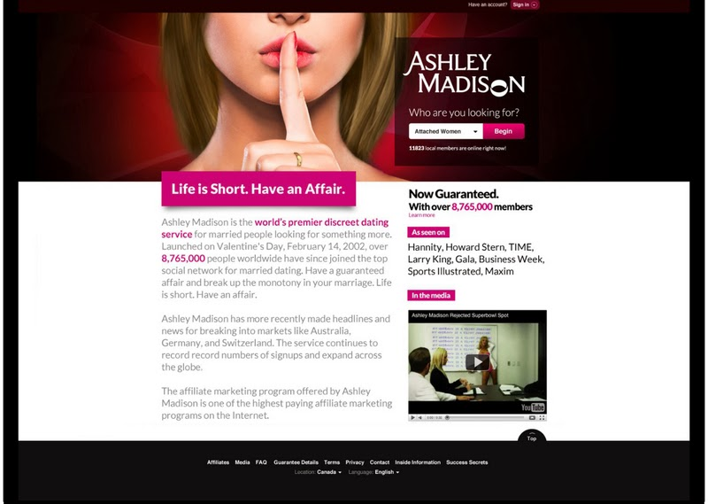 Ashley dating sight