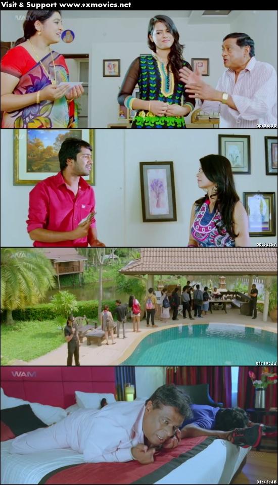 Daring Chaalbaaz 2017 Hindi Dubbed 480p HDRip