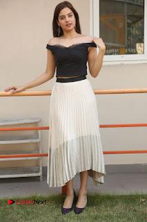 Telugu Actress Tanya Hope Stills at Appatlo Okadundevadu Audio Launch  0293.JPG