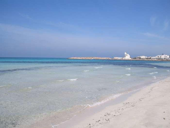 Spiagge Torre san Giovanni
