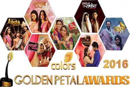 Download Colors Golden Petal Awards 2016 Main Event 480p HDTV 500mb