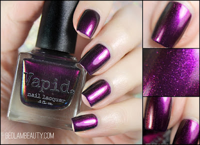 Vapid Lacquer Ultimatum