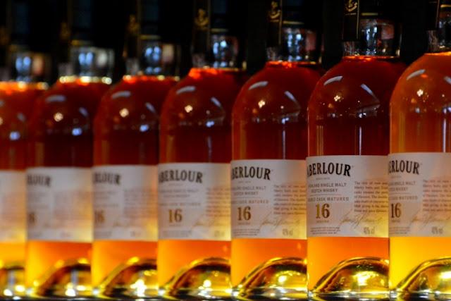 schotland, aberlour, speyside, single-malt whisky, whisky-tour speyside, aberlour distillery