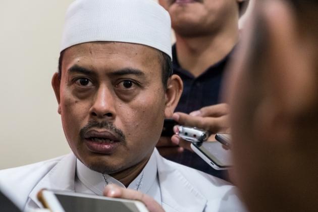 Tanggapi soal Bendera dan Habib Rizieq, Slamet Maarif: Kita Tak Pernah Ngomong BIN, Kok Bereaksi?