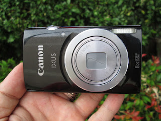 Kamera Canon IXUS 145 Bekas Resolusi 16MP 8x Optical Zoom