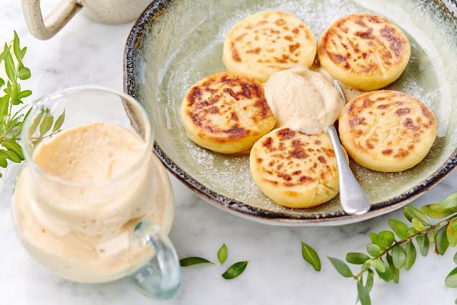"""Стильные завтраки в """"Moregrill"""", сырники с кремом из топленого молока"""