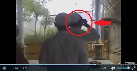 Allahu Akbar, Angin Kencang Mendadak Berhenti Ketika Adzan Dikumandangkan (Video)