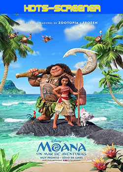 Moana (Vaiana) (2016) HDTS-Screener