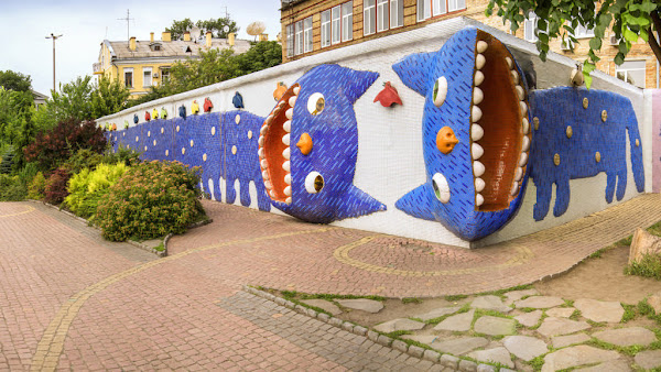 Kiev (Kyiv) things to do, attractions and activities