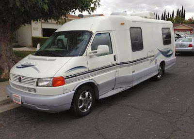 used rvs 2003 volkswagen rialta rv by winnebago for sale by owner. Black Bedroom Furniture Sets. Home Design Ideas